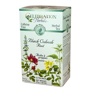 Black Cohosh Root Tea