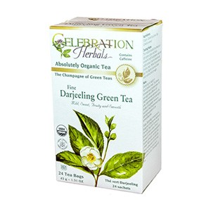 Green Tea Darjeeling