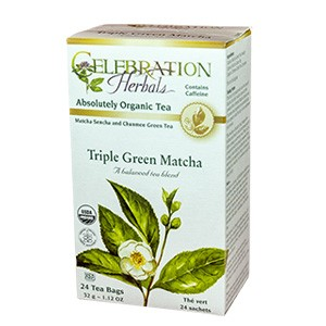 Triple Green Matcha