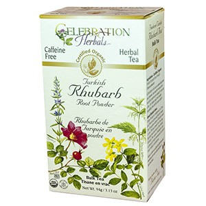 Rhubarb Root (Turkish) Powder (Loosepack)