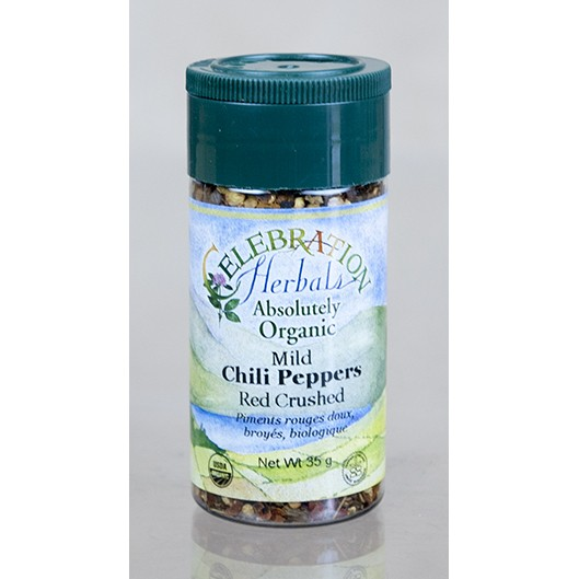 Chili Peppers Red Crushed Mild
