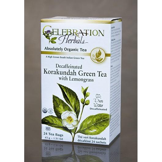 Korakundah Green Tea, Lemongrass