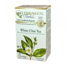 Chai Tea, White