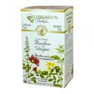 Rooibos Green (Red Tea) with Ginger