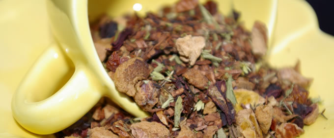 About our herbal teas