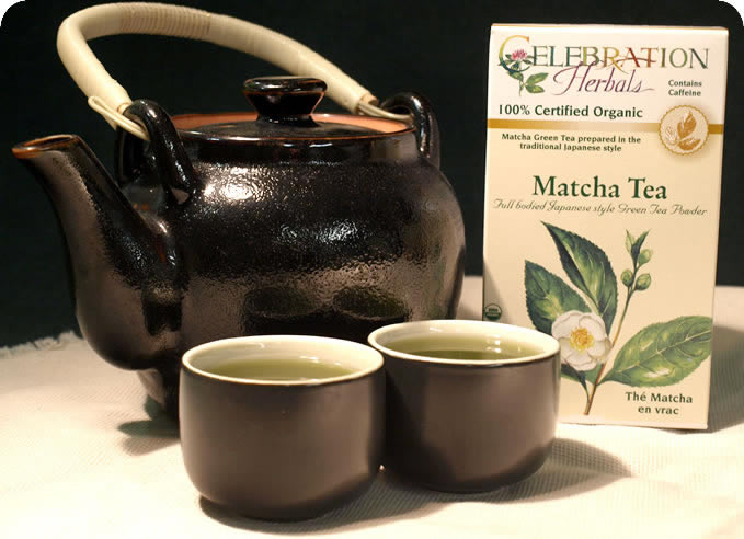 Organic Matcha Tea
