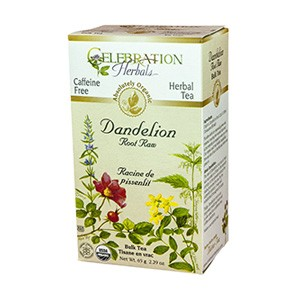 Dandelion Root Raw (Loosepack)