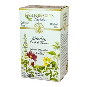 Linden Leaf & Flower