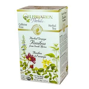 Rooibos (Red Tea) Herbal Orange