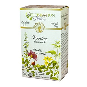 Rooibos (Red Tea) with Lemongrass
