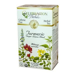 Tumeric, Ginger-Lemon Blend