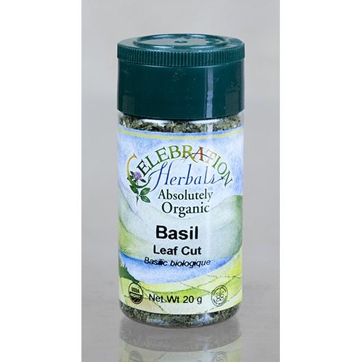 Basil Leaf Cut