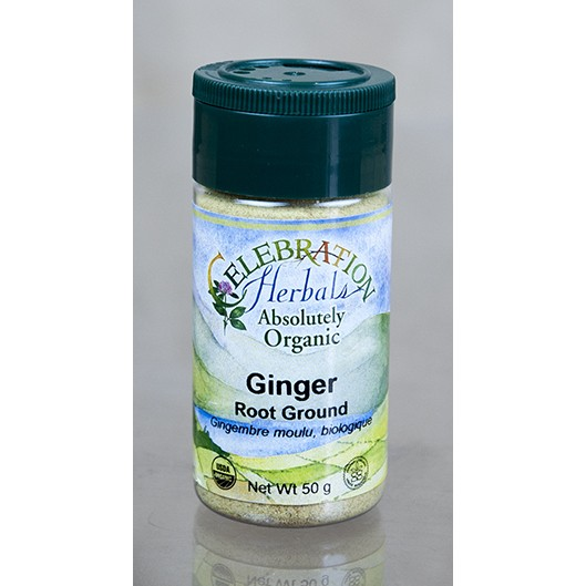 Ginger Root Ground