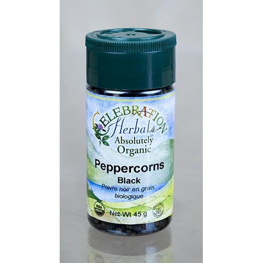 Peppercorns Black