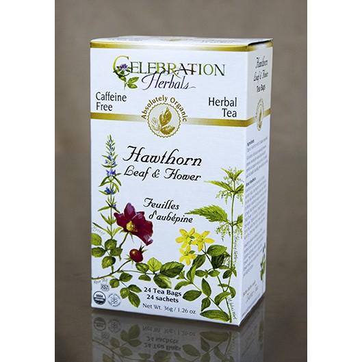 Hawthorn Leaf and Flower Tea