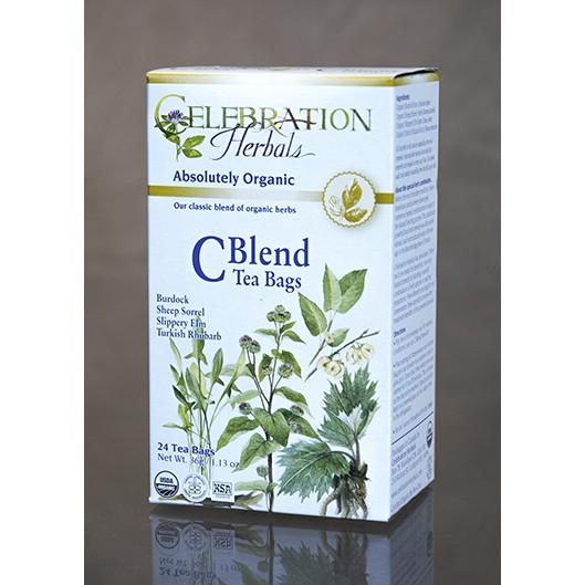 C Blend Tea