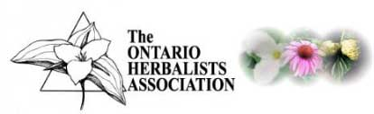 Logo for Ontario Herbalists Association